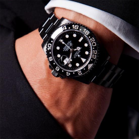 Wrist Art by Rolex. A watch made for a discerning gentleman..