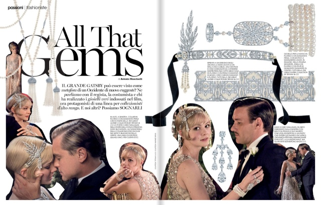 The Great Gatsby Gems.
