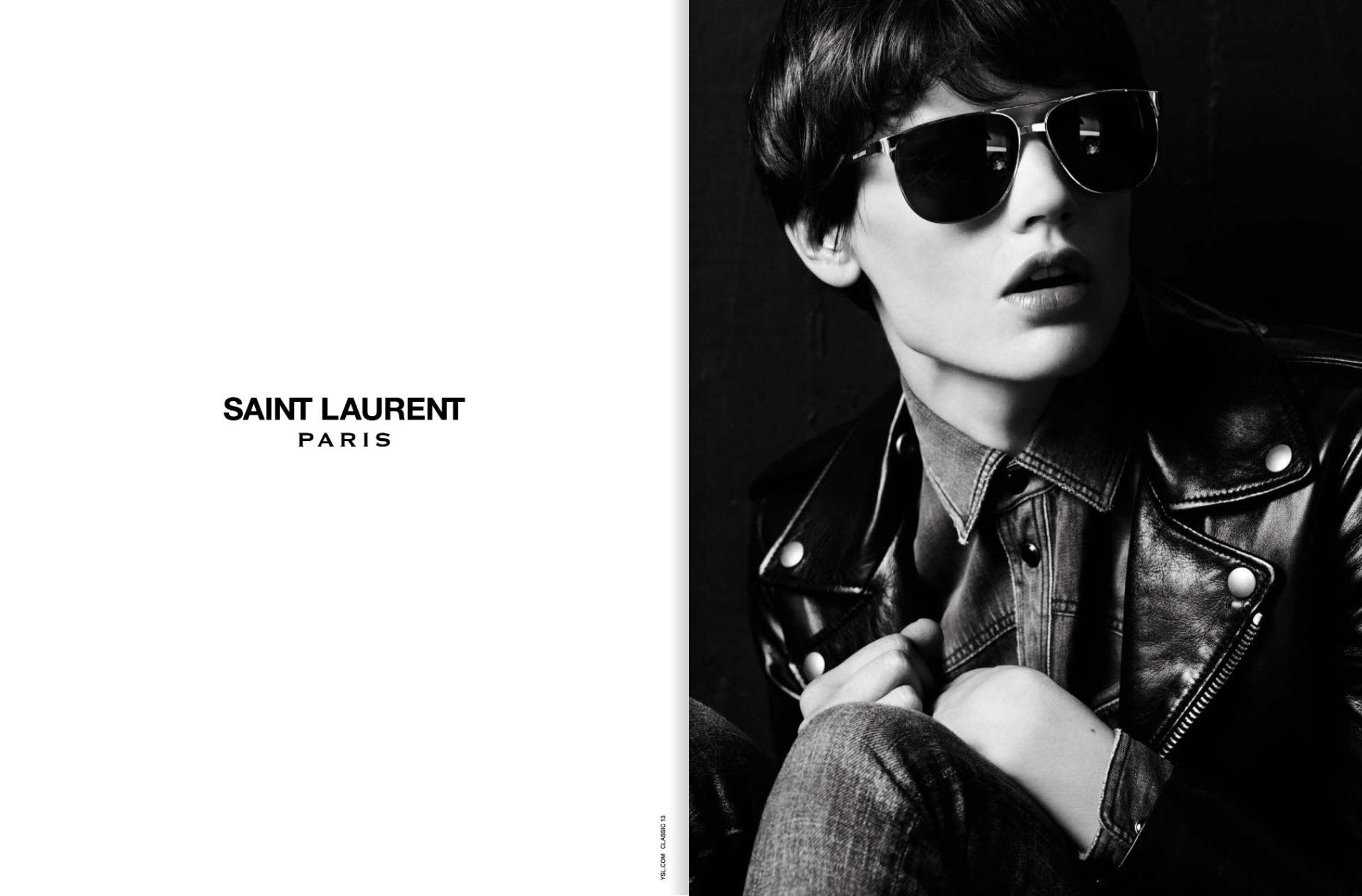 7092392f65 Saint Laurent Paris. Permanent Collection S2013.. by Saint Laurent Paris