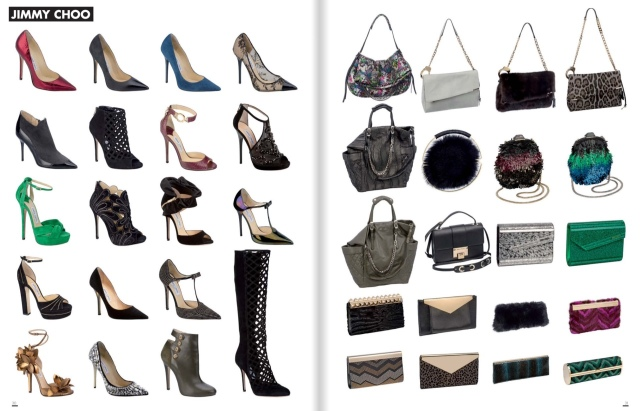 Jimmy Choo New Accessories Range