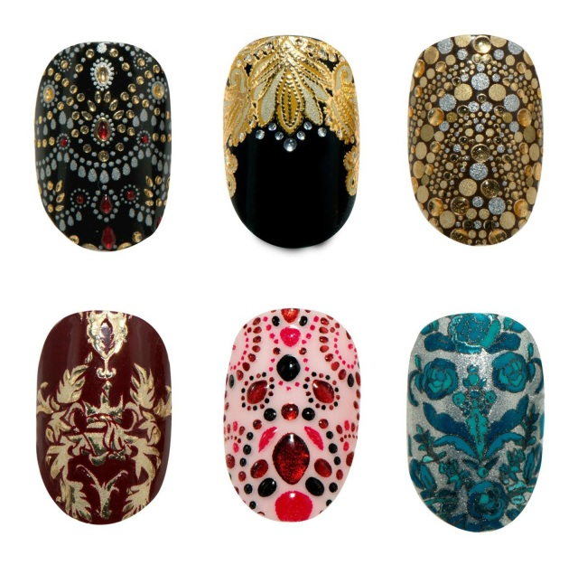 Revlon by Marchesa Nails 2013